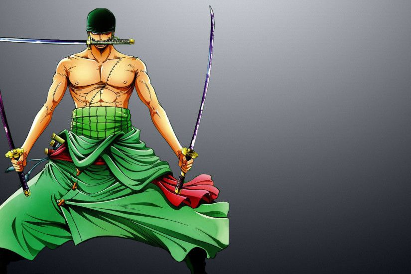 Anime - One Piece Zoro Roronoa Wallpaper