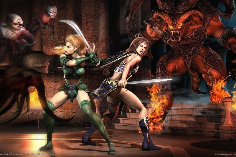 Everquest 2 Review Why You Should Play - Free to Play MMO