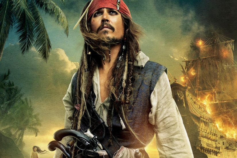 Jack Sparrow Johnny Depp · HD Wallpaper | Background ID:633553