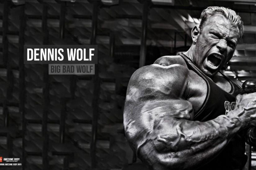 Dennis Wolf HD Wallpapers | The Big Bad Wolf | IFBB Pro Bodybuilder