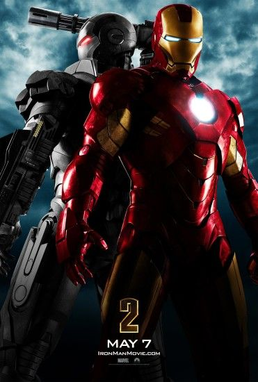 Iron Man 2 wallpaper - Click picture for high resolution HD wallpaper