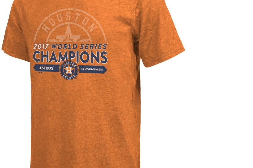 Astros 2017 World Series Champions Tee