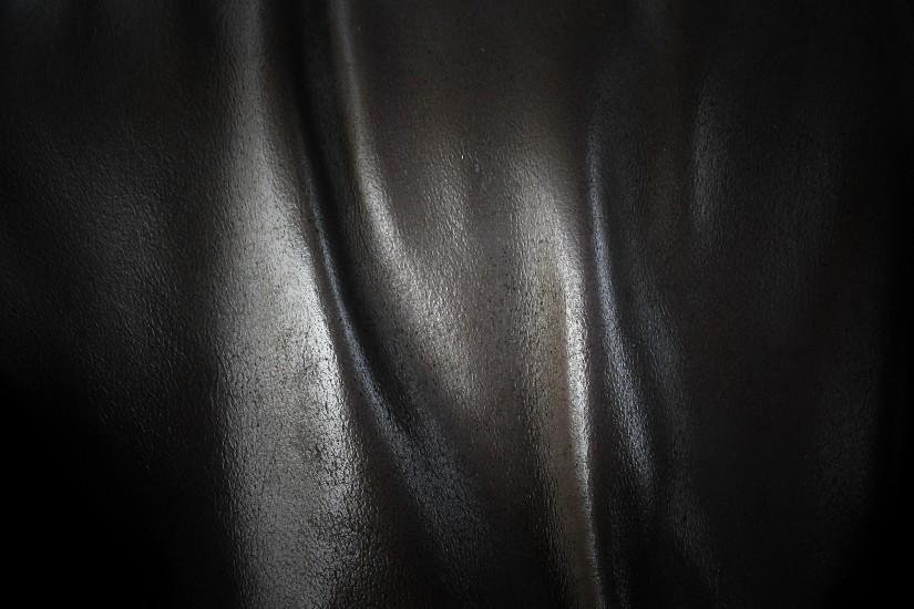 Black Leather texture wallpaper 2560x1600.