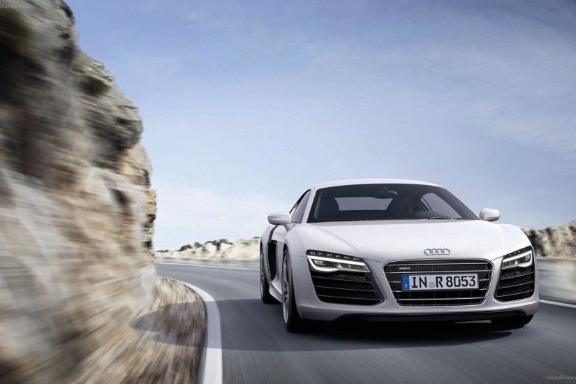 2015 Audi R8 V10 Plus Blue Color HD Wallpaper (7192) | Cool Car .