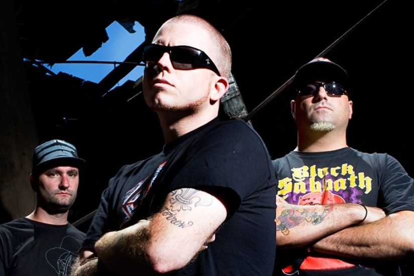 3840x1200 Wallpaper five finger death punch, tattoo, glasses, t-shirts,  print