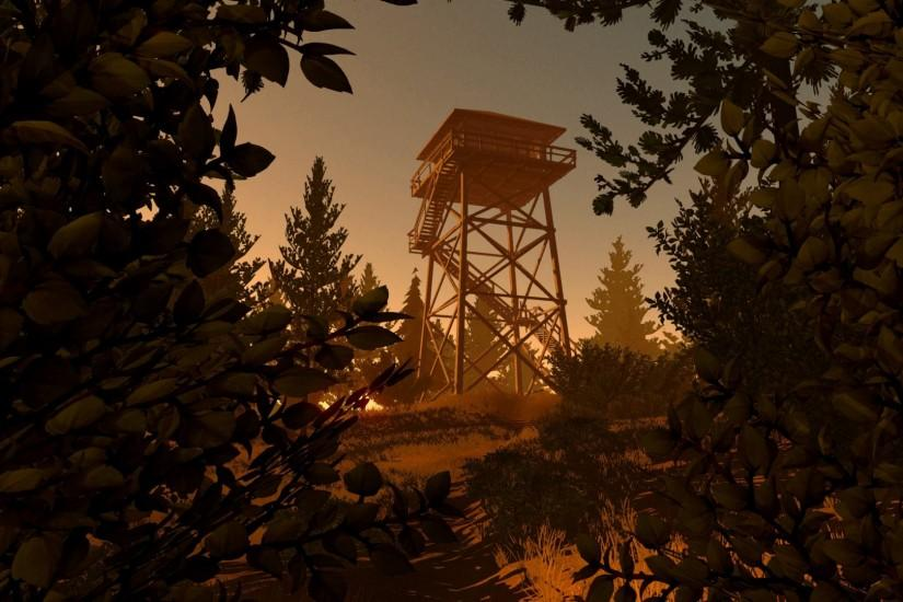 firewatch wallpaper 1920x1080 for windows 7