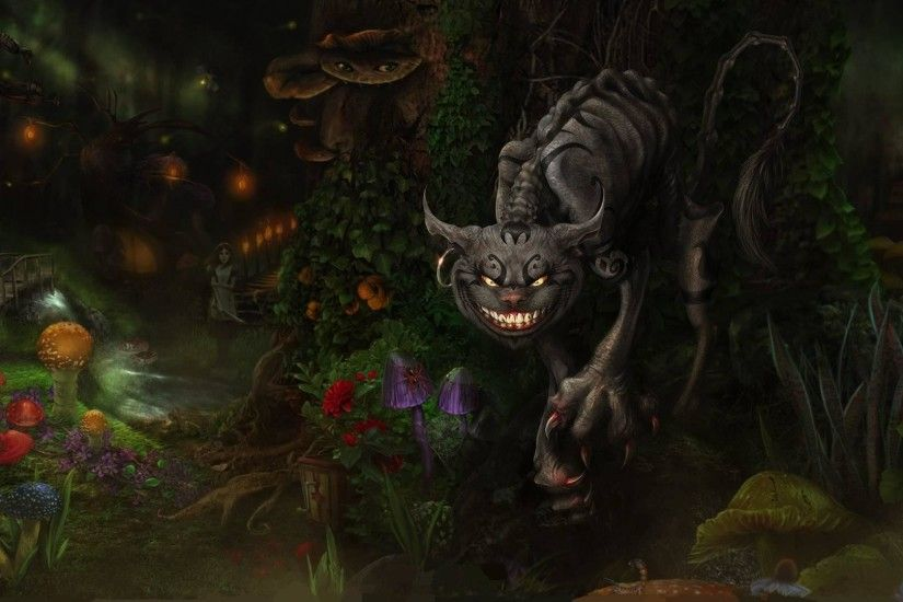 Evil-cheshire-cat-Alice-wallpaper-wp2004688
