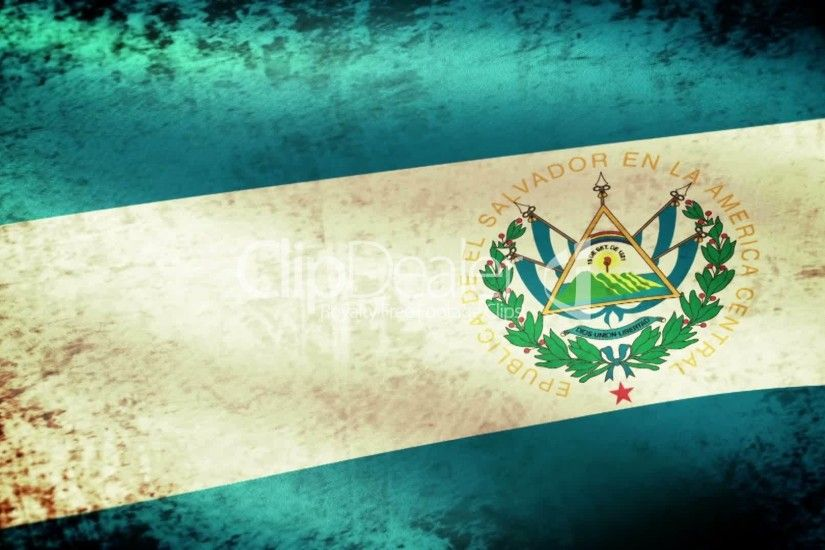 Grunge Flags El Salvador 1920x1200 Wallpaper Art Hd Wallpaper Download