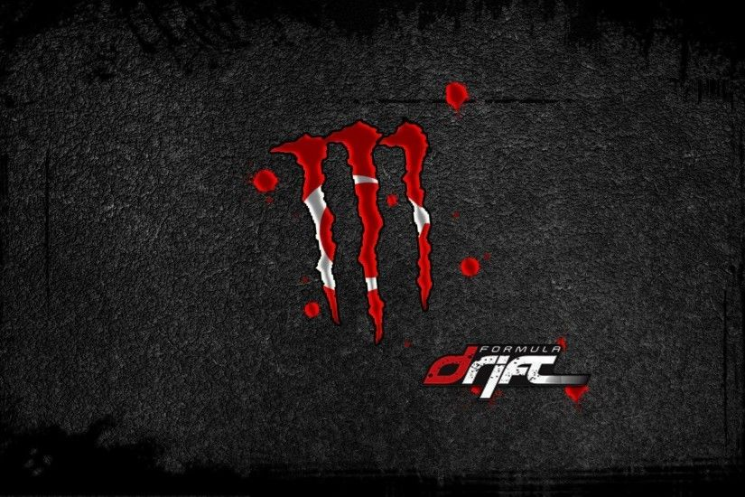 ... Image Gallery of Red Monster Energy Drink Wallpaper