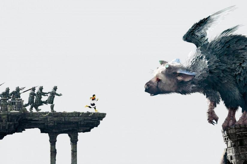 HD Wallpaper | Background ID:705997. 1920x1200 Video Game The Last Guardian.  19 Like