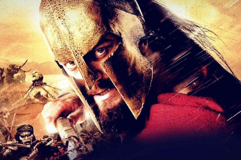 Sparta Leonidas 300 Rise Of An Empire HD Wallpaper For Desktop