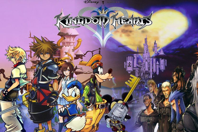 Image result for kingdom hearts 2 final mix