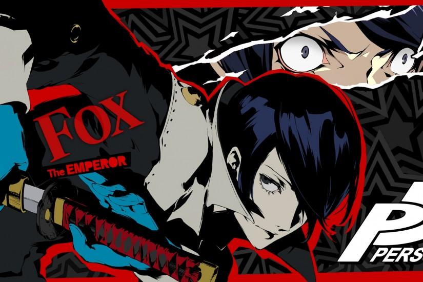 persona 5 wallpaper 2560x1280 for android tablet