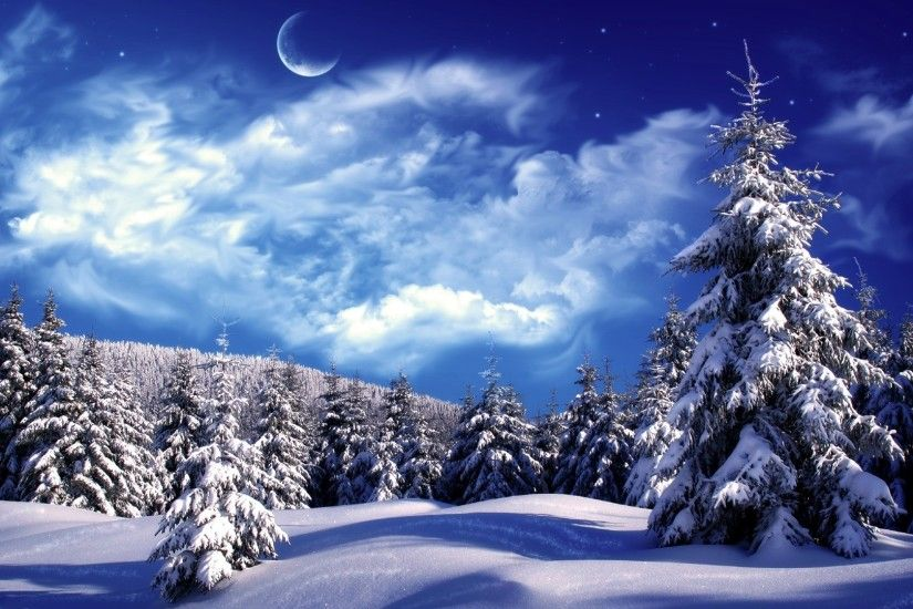 Beautiful-Snow-HD-Wallpapers Free Download