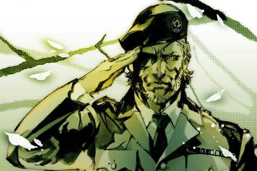 ... Metal Gear Solid Snake Eater Full HD Wallpaper and Background ...