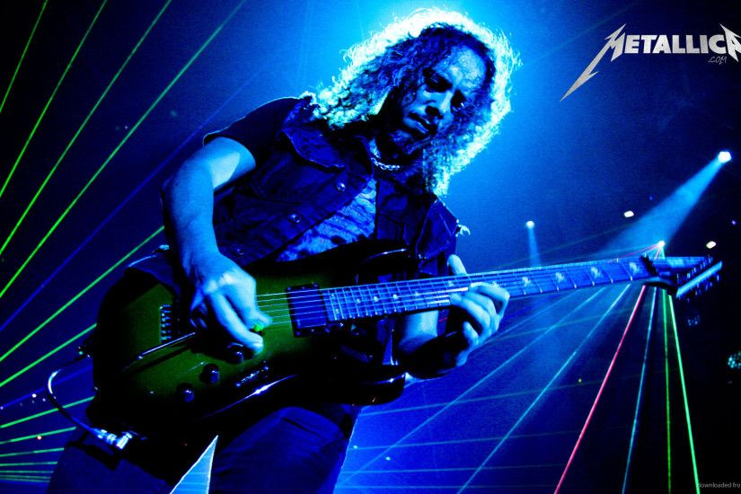 HD Kirk Hammett wallpaper