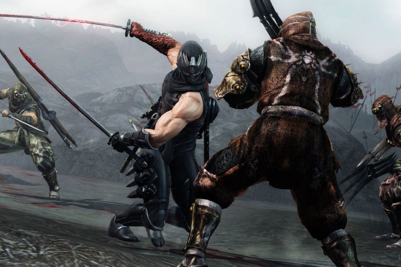Ninja Gaiden Wallpapers 35088