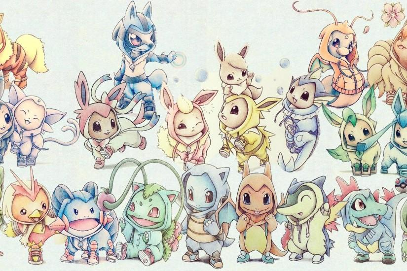 Art Anime Pokemon.