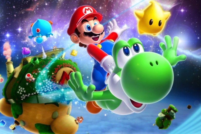 HD Wallpaper | Background ID:516050. 1920x1080 Video Game Super Mario ...