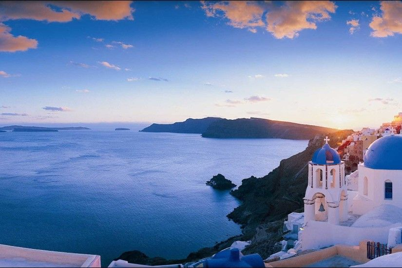 Santorini Images HD - Beaches & Islands Wallpapers