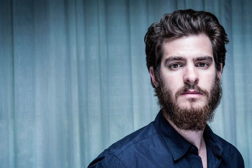 Andrew Garfield Brunette Beard Latest HD Wallpaper Images. Andrew Garfield  Cute Smiley Face ...