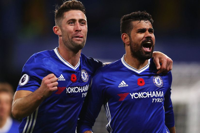 Chelsea news: Diego Costa ready to fill Didier Drogba's shoes, says  defender Gary Cahill | The Independent