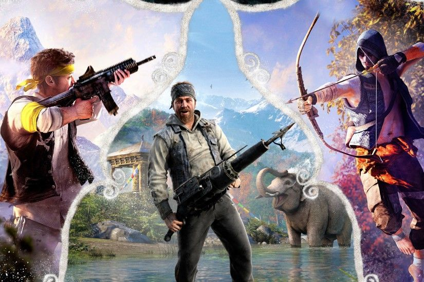 2126 2880x1800 Far Cry 4 Season Pass Wallpapers | Far Cry 4 Season Pass  Wallpapers Collection