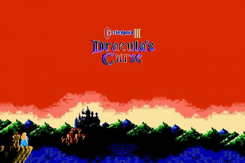 3 Castlevania III: Dracula's Curse HD Wallpapers | Backgrounds - Wallpaper  Abyss