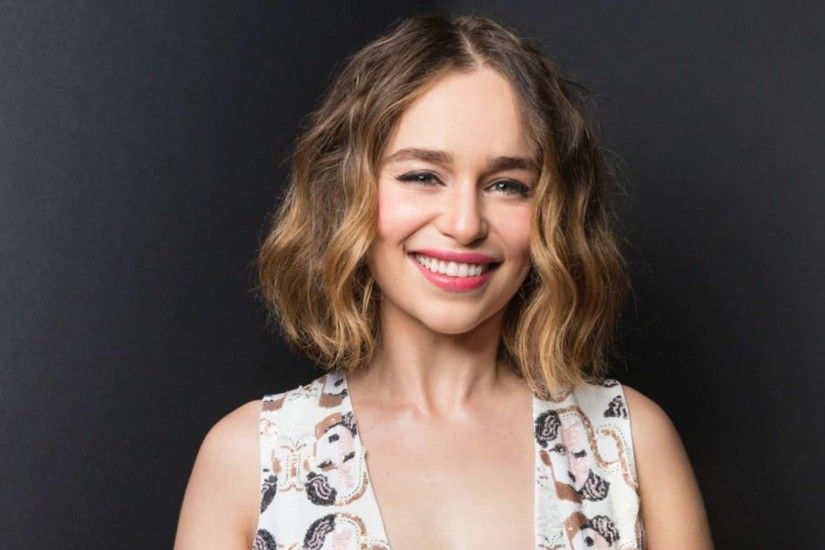 hairstyle Emilia Clarke Wallpapers HD