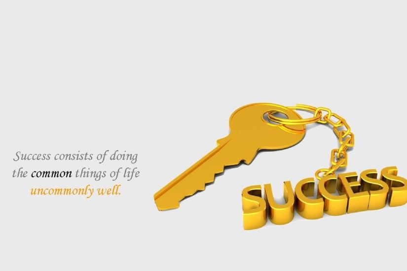 Success key quote latest wallpaper