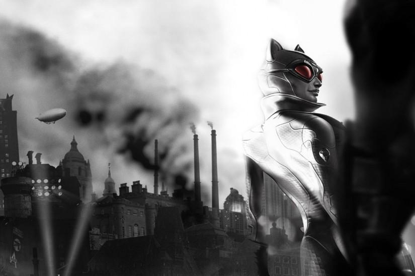 Batman Arkham City Catwoman Wallpaper 251500