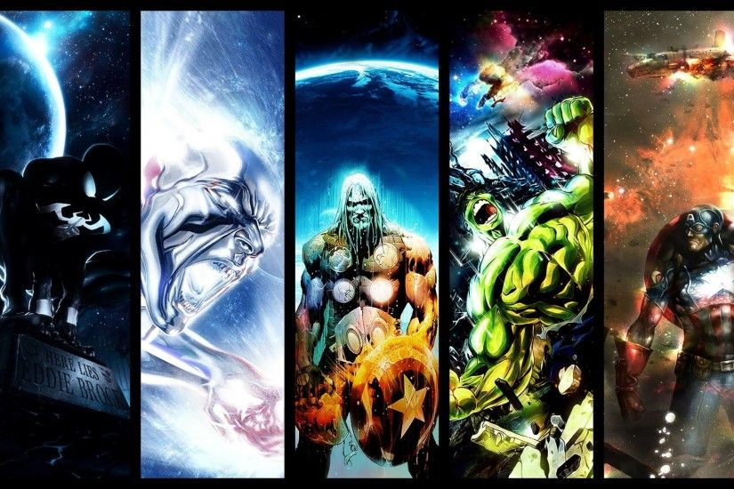 Cool Marvel Wallpapers Design Ideas ~ Wallpapers Hd Fantasy War .