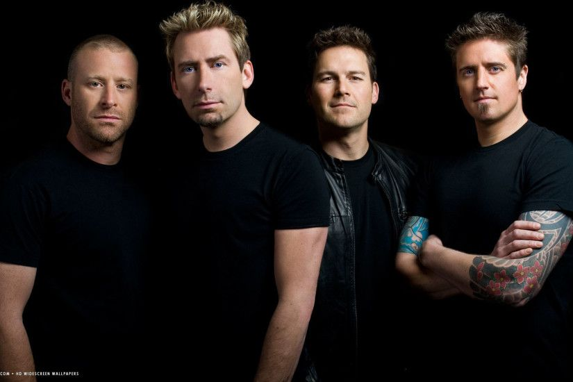 nickelback music band group hd widescreen wallpaper