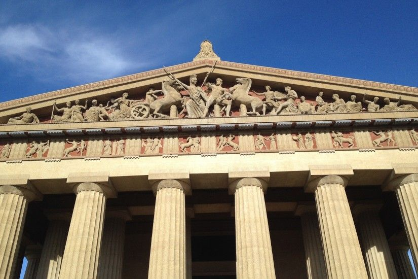 Why Is There a Full-Scale Replica of the Parthenon in Nashville, Tennessee?