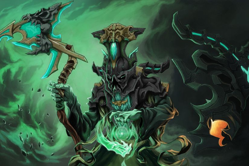 ... Necro Dota 2 Wallpaper Dota2 : Necrophos HD Desktop Wallpapers |  7wallpapers.net ...