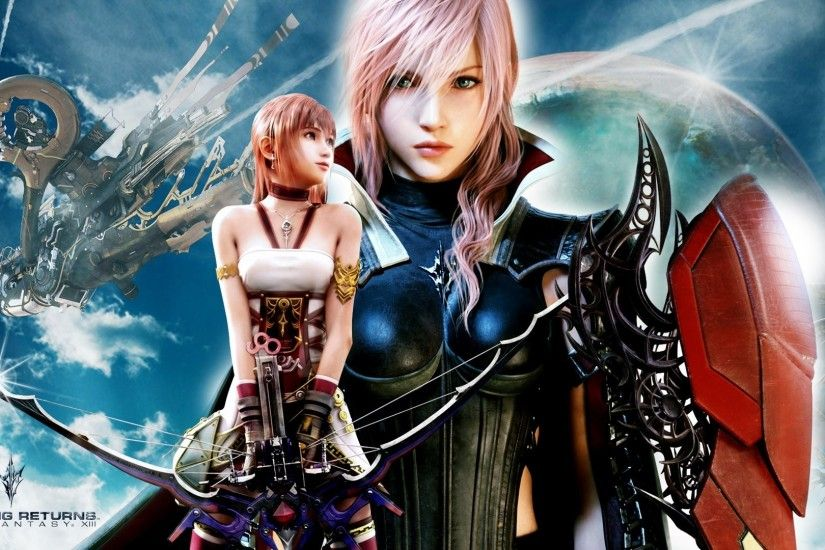 1920x1080 Lightning Returns Final Fantasy XIII Wallpapers | HD Wallpapers
