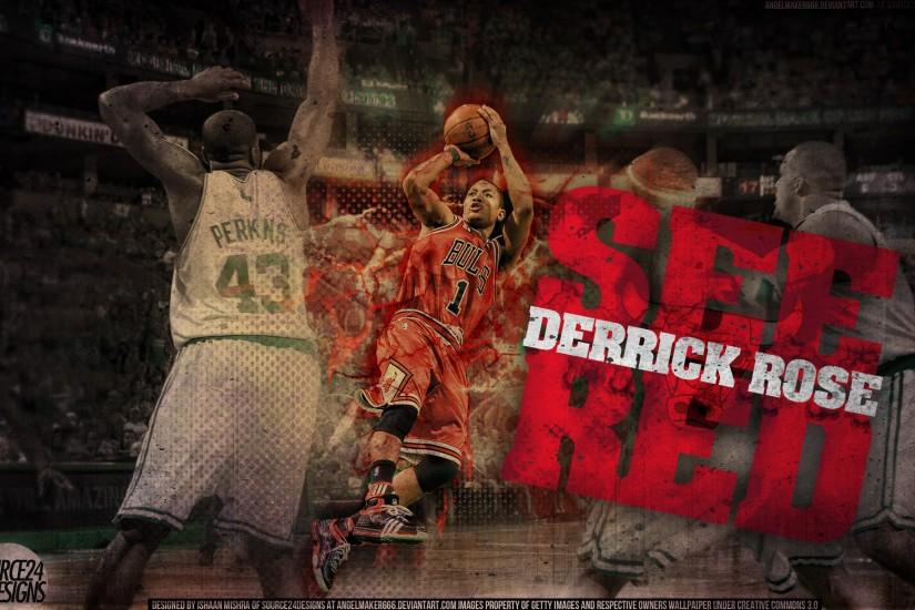 IshaanMishra 30 2 Derrick Rose MVP Wallpaper by IshaanMishra