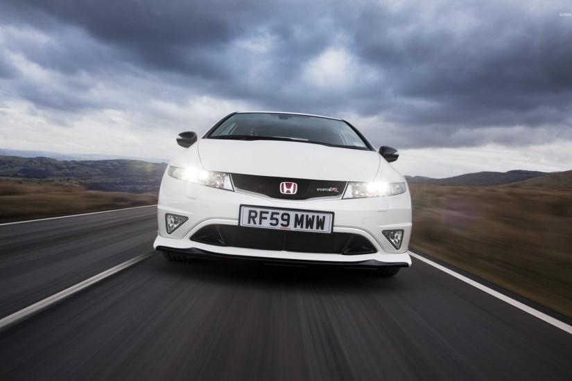 Honda Civic Type R [2] wallpaper