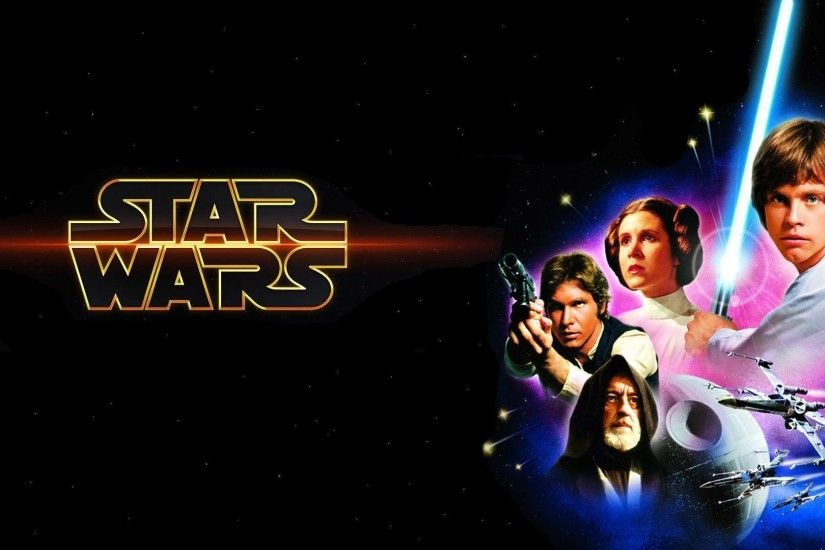 Star Wars Episode IV – A New Hope Wallpaper | Wallpapers