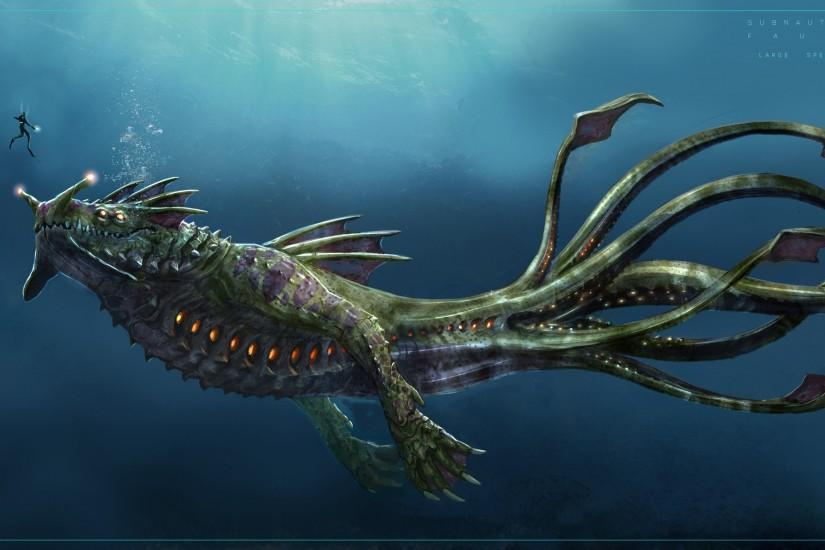 Clawedfrog 35 13 Sea Dragon Leviathan by Jengineerr