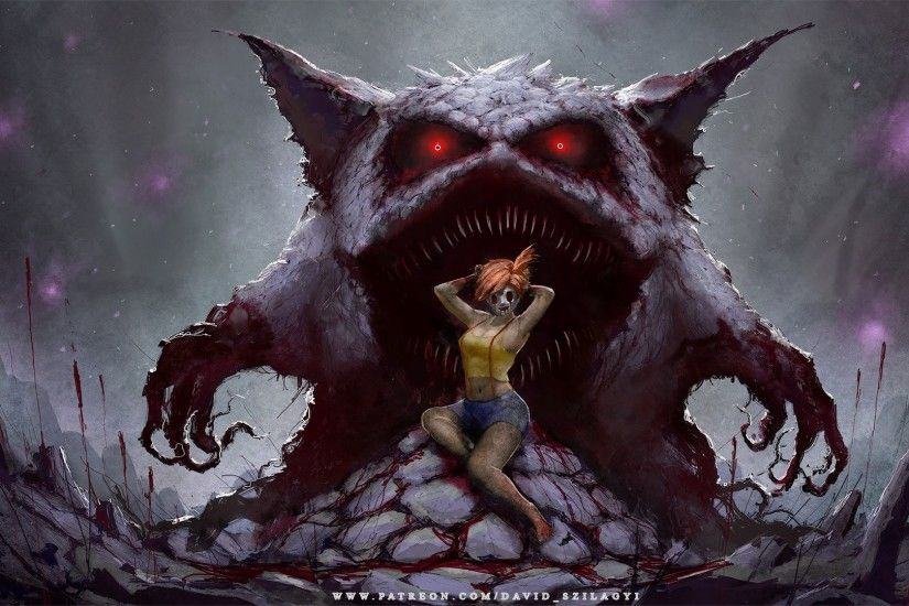 Gengar Background ~ Sdeerwallpaper | a | Pinterest | Pokémon ...