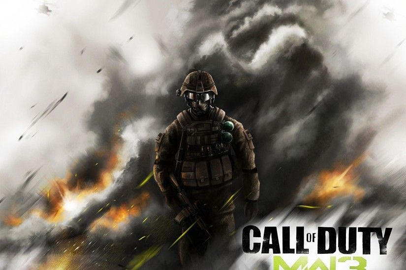Call Of Duty Modern Warfare Wallpaper for PC Full HD Pictures. Call Duty  Black OpsCall ...
