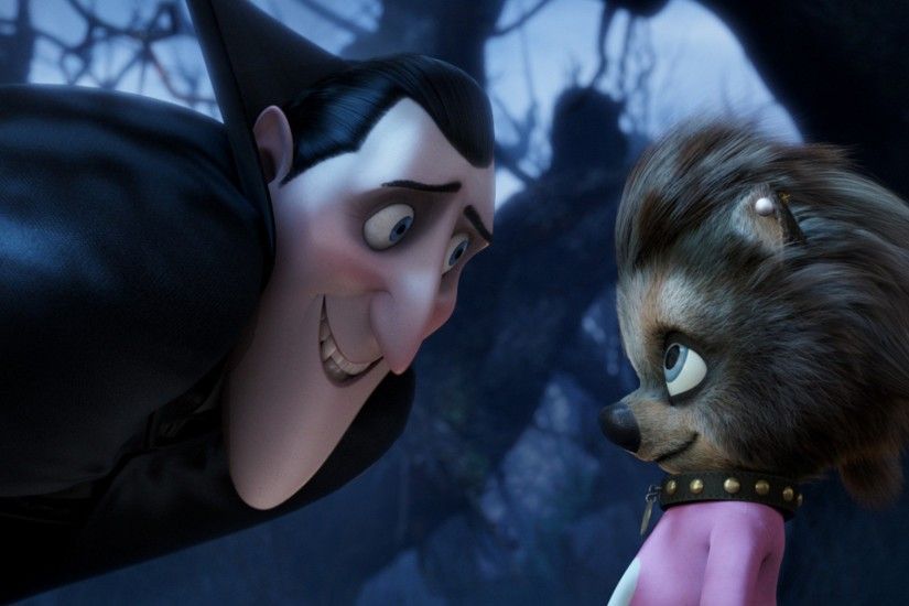 Hotel Transylvania HD wallpapers #2 - 1920x1080.