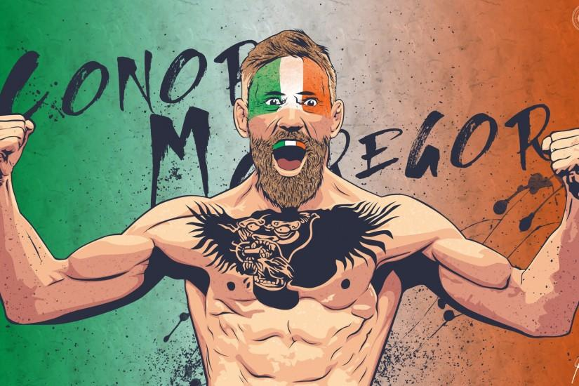 amazing conor mcgregor wallpaper 1920x1167 laptop