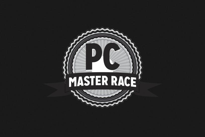 pc master race wallpaper 2560x1440 for computer