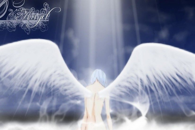 rei angel wings light manga anime HD Wallpaper wallpaper - (#2343 .