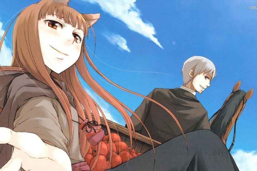 Kraft Lawrence And Holo - Spice Wolf