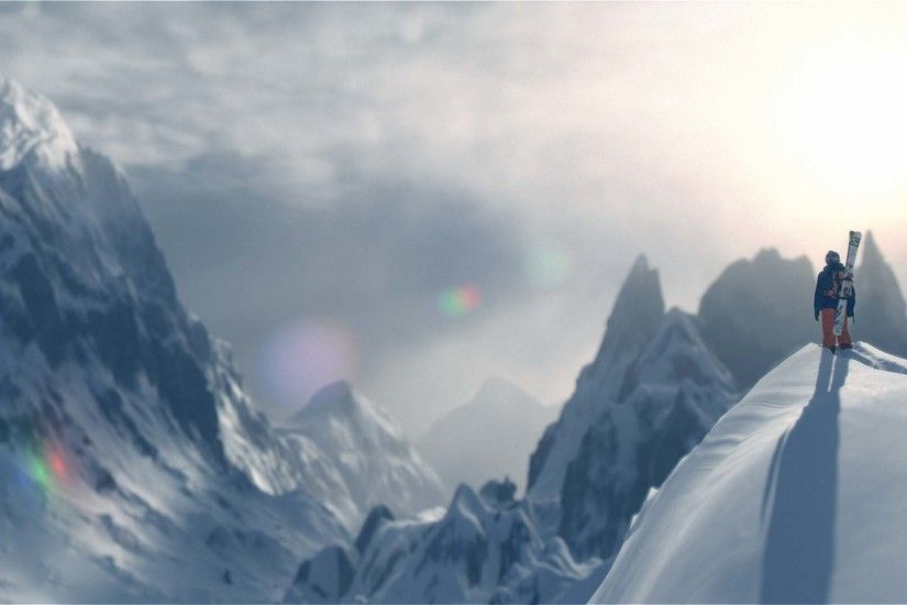 Steep Extreme Sport Game wallpapers (27 Wallpapers)