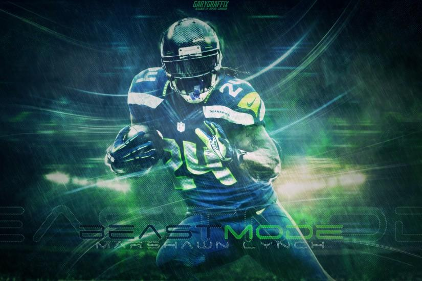 Marshawn Lynch Wallpapers | Just Good Vibe