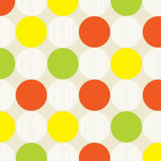 Polka Dots Background Colorful Free Stock Photo - Public Domain .